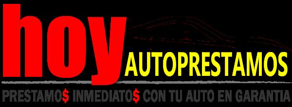 Hoy Autoprestamos / Empeño de Autos / Casa de Empeño / Empeño de Autos sin Dejarlo Retina Logo